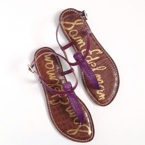 Sam Edelman purple Gigi
